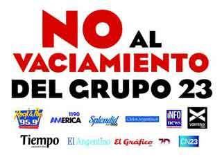El paro de Tiempo Argentino se suma al iniciado en Radio América