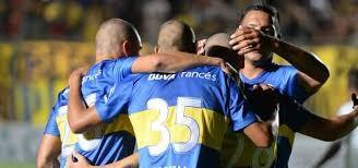 Boca goleó 3-0 a Emelec de Ecuador