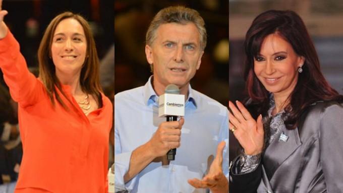 La imagen de los políticos: Vidal primera y Cristina última