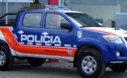 Efectivos policiales salvaron la vida de un bebé