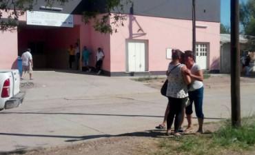 ACCIDENTE FATAL EN SANTIAGO :Desesperados, los familiares esperan noticias de los heridos