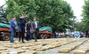 Trasladarán a 10 narcos rumbo a la Patagonia ,luego del escape en la cárcel de Alvear