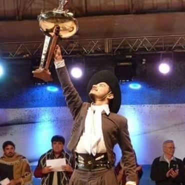 Catamarqueño Campeón Nacional de Malambo