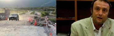 Otra vez quedó el barrio aislado:El IPV habilitó el puente de la Ciudad Satélite
