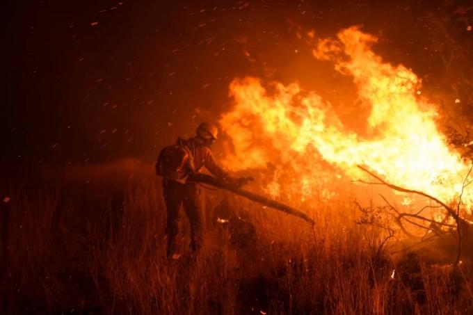 Los incendios en La Pampa dejaron más de 960 mil hectáreas quemadas