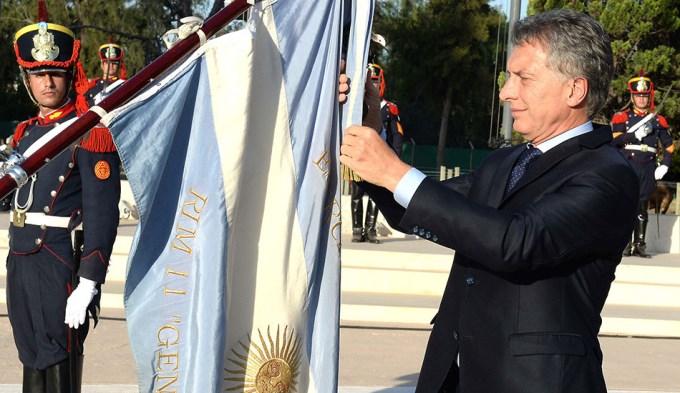 Macri conmemoró los 200 años del Cruce de los Andes