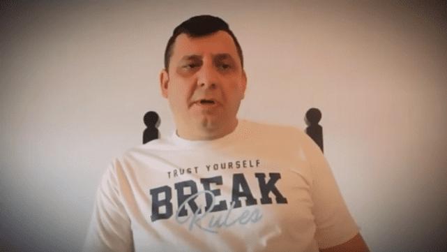 Prófugo de la UOCRA se defendió con un video desde la clandestinidad