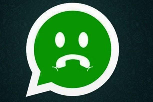 Caída global: WhatsApp no dejó enviar fotos y audios