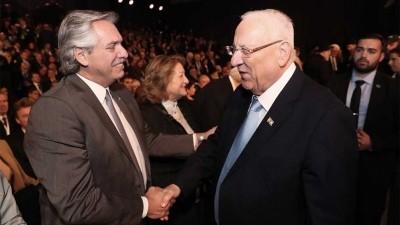 Rivlin, al inicio del Foro del Holocausto: El antisemitismo es una enfermedad mortal