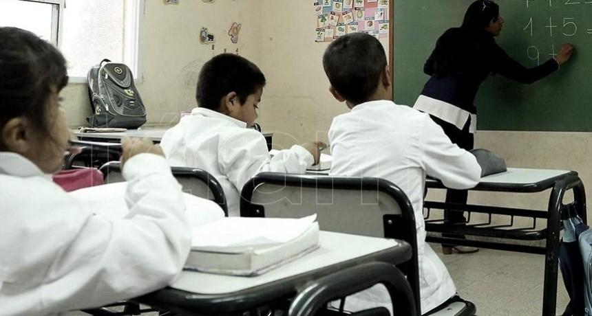 Trotta dice que la paritaria docente podría convocarse a mediados de enero
