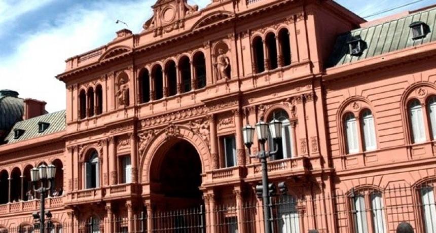 El Gobierno dispuso anticipos financieros para Chubut, Chaco, Río Negro, Santa Cruz y Tucumán