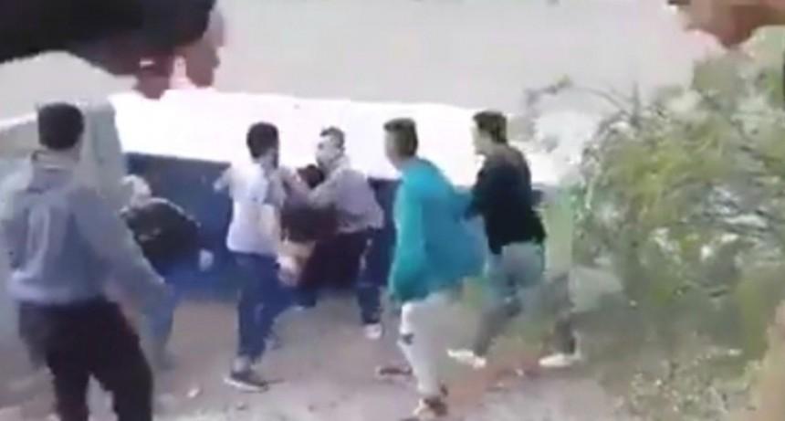 FIAMBALA: Le cortaron la oreja de un machetazo