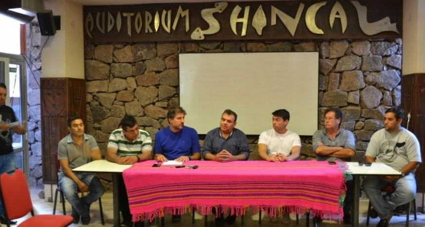 Se conformó en Belén el Consejo Provincial Minero