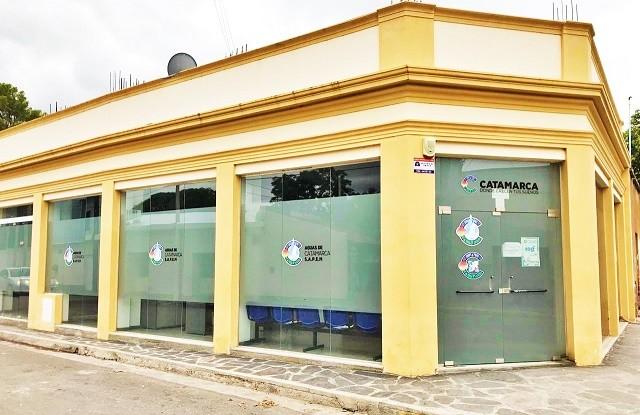 Canales alternativos para realizar trámites en Aguas de Catamarca