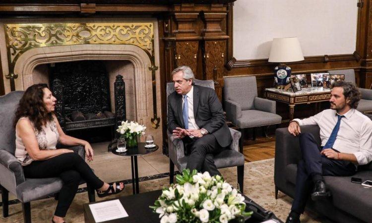 Fernández gastará $ 30.000.000 diarios en Inteligencia durante este año de pandemia
