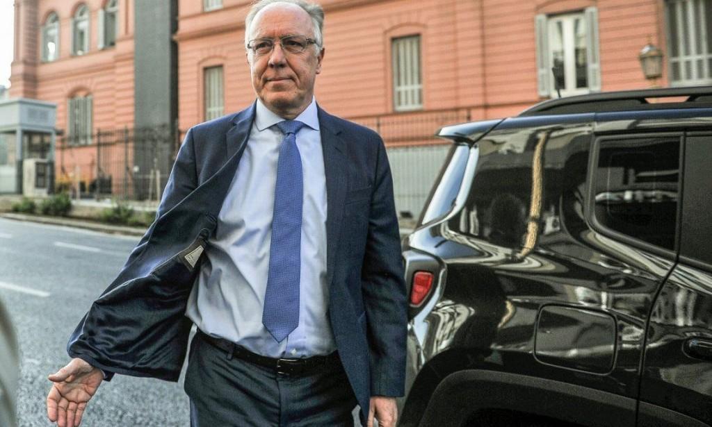 Guillermo Nielsen confirmó su salida de YPF: lo reemplazaría un hombre puesto por CFK