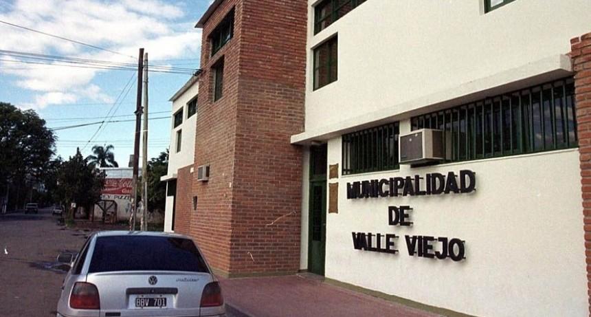 Cierre preventivo de las oficinas de Obras Públicas de la comuna de Valle Viejo