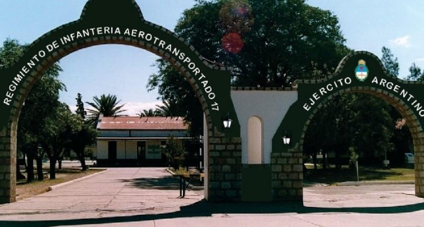Aniversario de la creación del Regimiento de Catamarca.