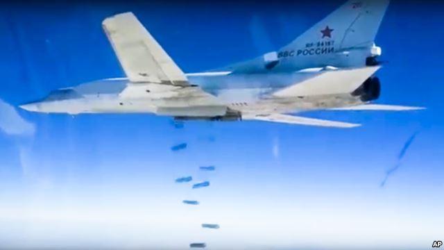 Obama insta a Rusia a detener bombardeos en Siria