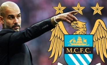Confirmado: Pep Guardiola dirigirá al Manchester City