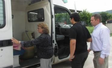 "Entregaron una ambulancia al Hospital ""Roberto Ramón Carro""en Chumbicha"