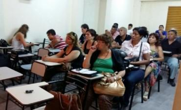 Jornada de capacitación del Dengue en ATSA