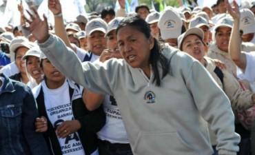Piden al Parlasur que impugne a Milagro Sala para que no asuma como legisladora
