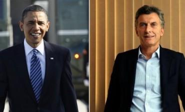 Por primera vez, Obama visitará la Argentina y se reunirá con Macri el 24 de marzo