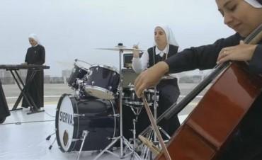 El grupo de monjas rockeras que tocará para el Papa
