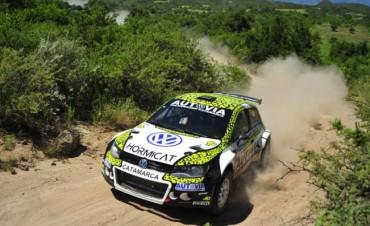 El campeón Marcos Ligato domina el Rally Argentino