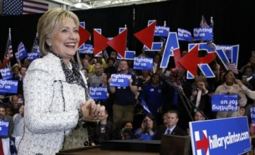 Triunfo arrollador de Hillary Clinton en Carolina del Sur