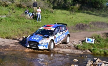 El Coyote se quedó con el Rally de Córdoba