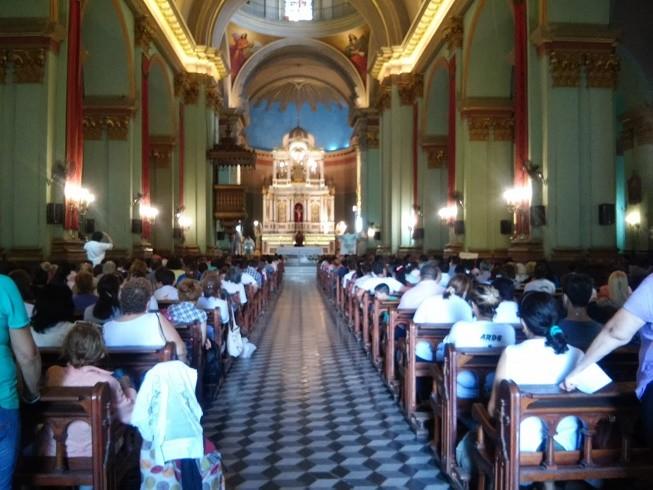 La Renovación Carismática del NOA en el Jubileo de Oro junto a la Virgen del Valle