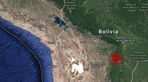 Sismo de 6.5 grados sacude Bolivia