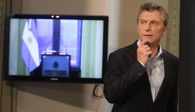 Por la economía, cae la imagen de Macri
