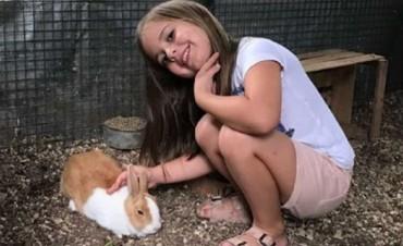 En las redes: polémica por una foto de la hija de Macri