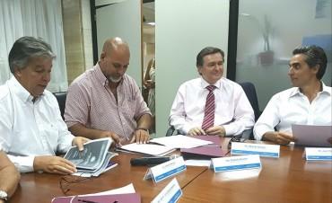 Las provincias sellaron el Acuerdo Federal Minero