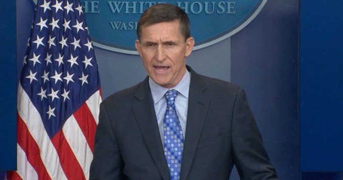 Renunció el consejero de Seguridad Nacional de Trump
