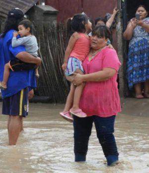Declaran a Salta en emergencia hídrica, sanitaria y social