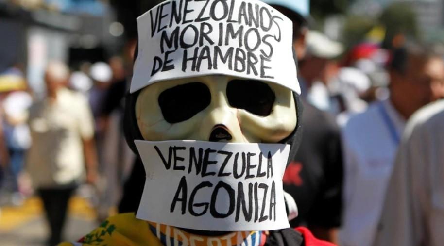 """Nicolás Maduro rechazó la ayuda humanitaria: """"No somos mendigos de nadie"""""""