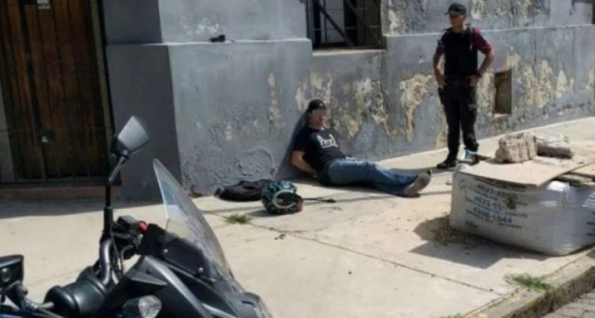 La Justicia ratificó la expulsión del país del motochorro colombiano que salió libre tras pagar $700