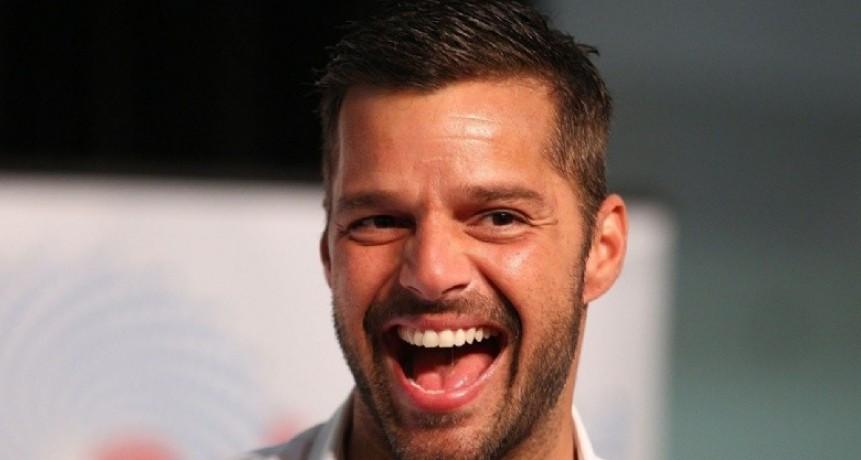Ricky Martin y su hijo se robaron todas las miradas en los Grammy 2019
