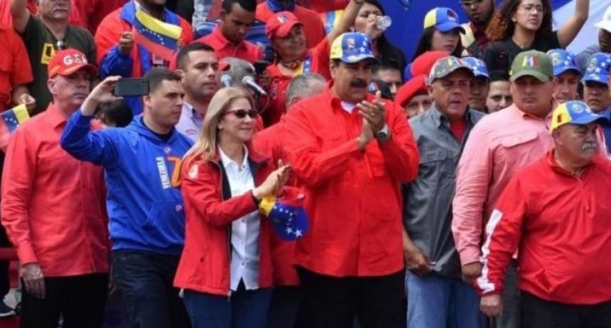 Maduro inauguró ejercicios militares: