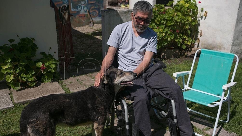 Sergio Víctor Palma combate al Parkinson: