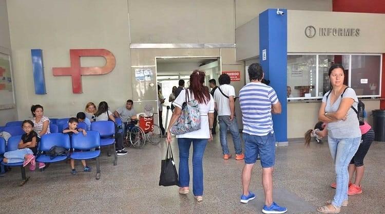 Nuevamente hubo un paro en el sector de la salud tucumana