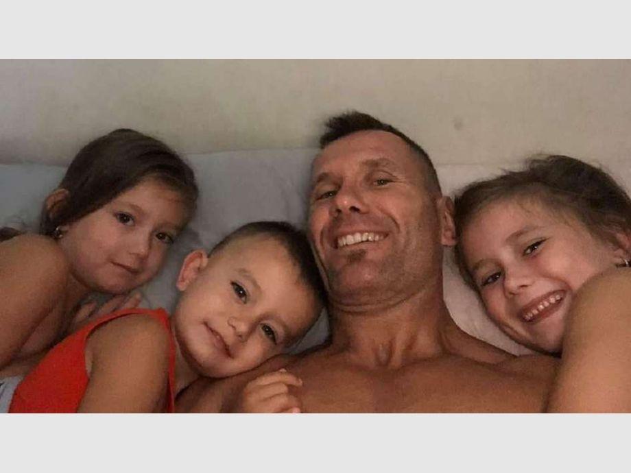 Rugbier quemó vivos a sus tres hijos y a su exesposa, y se suicidó