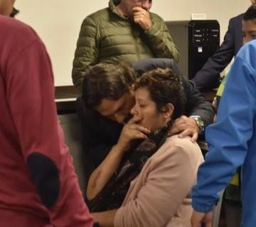 Puerto Deseado: la mujer violada llegó a Salta y espera por los restos de su hijo