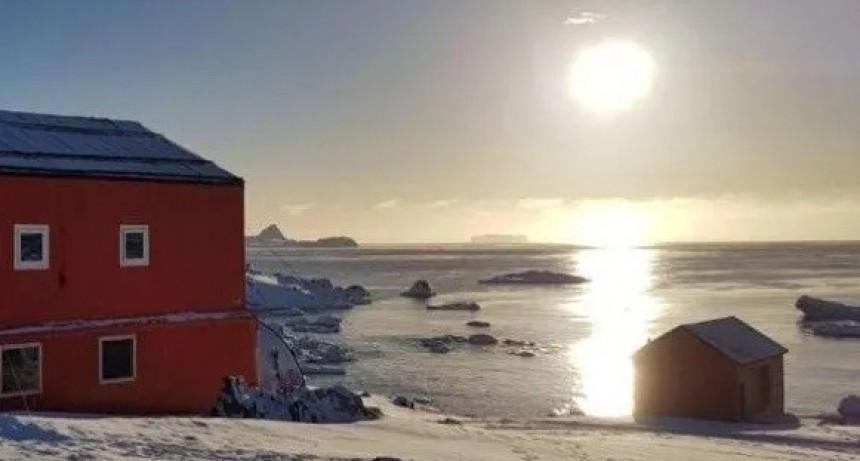 Alarmas por la temperatura en la Antártida