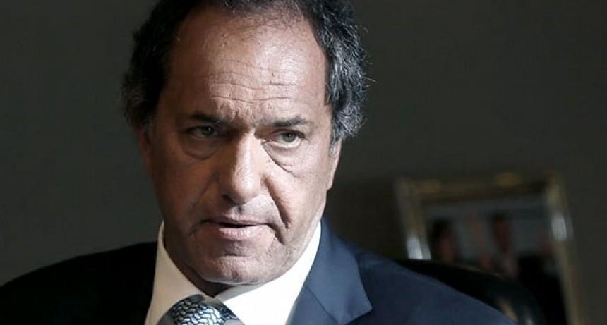 Scioli destacó que Bolsonaro se mostró muy dispuesto y abierto