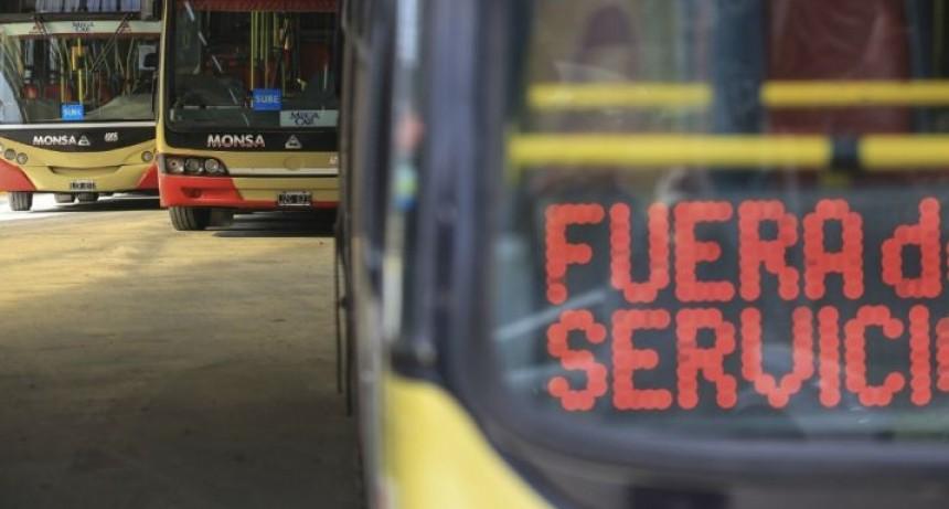 No hay paro: mañana el servicio de transporte será normal
